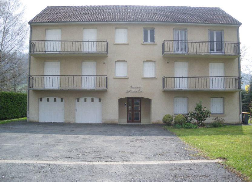 Appartement à louer 63.22m2 à Terrasson-Lavilledieu