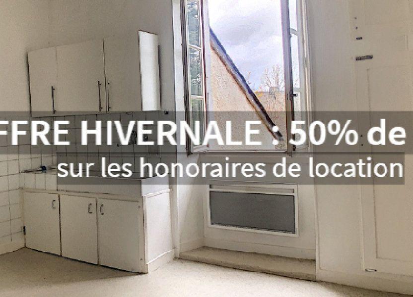 Appartement à louer 35m2 à Terrasson-Lavilledieu