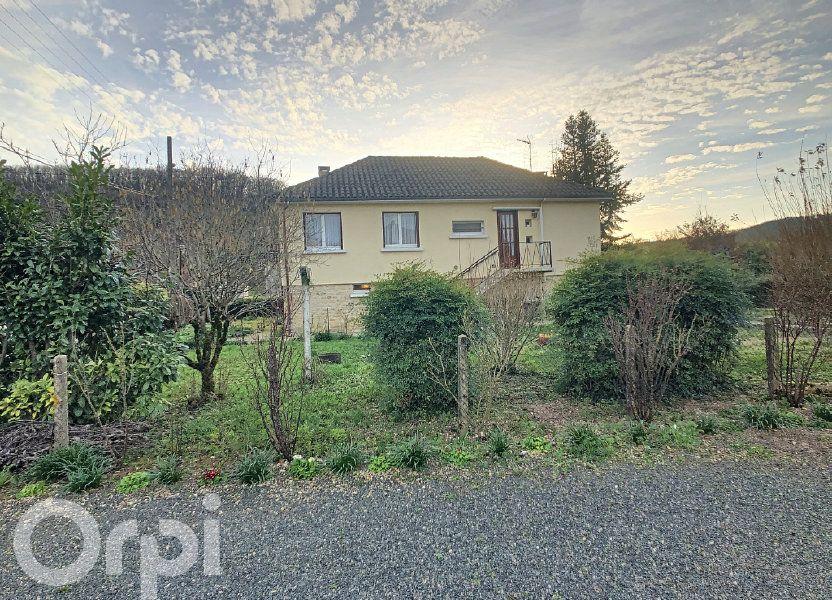Maison à vendre 81m2 à Condat-sur-Vézère