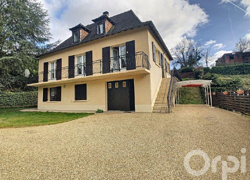 Maison à vendre 160m2 à Beauregard-de-Terrasson