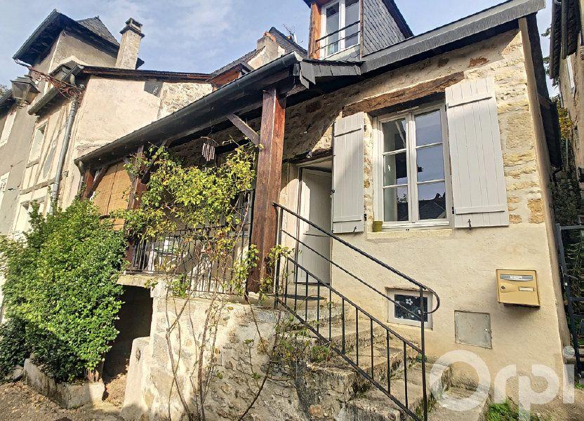 Maison à vendre 87m2 à Terrasson-Lavilledieu