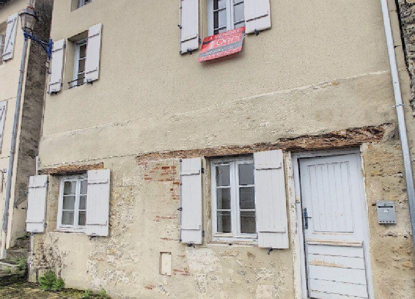 Maison à vendre 65m2 à Terrasson-Lavilledieu