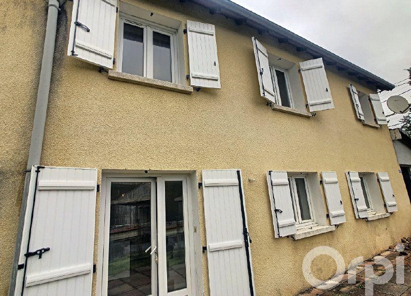 Maison à vendre 51m2 à Le Lardin-Saint-Lazare
