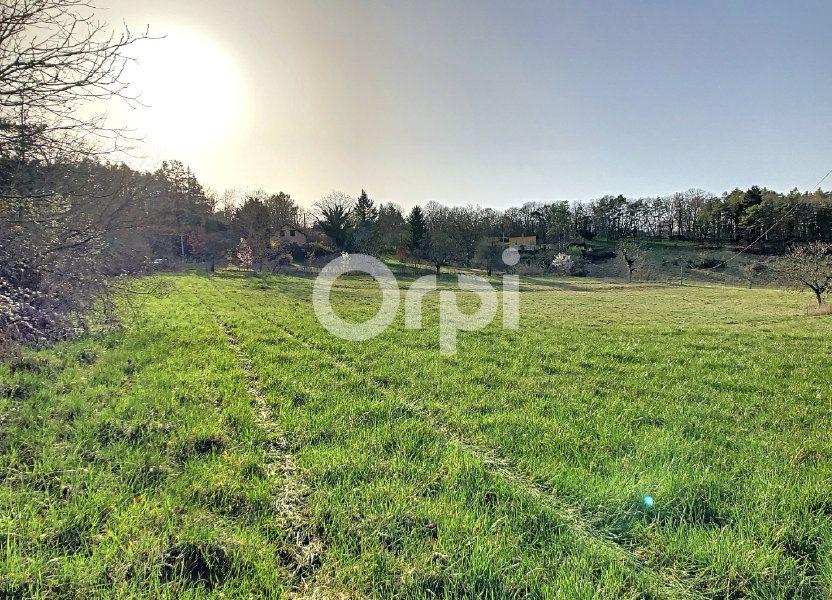 Terrain à vendre 1200m2 à Montignac