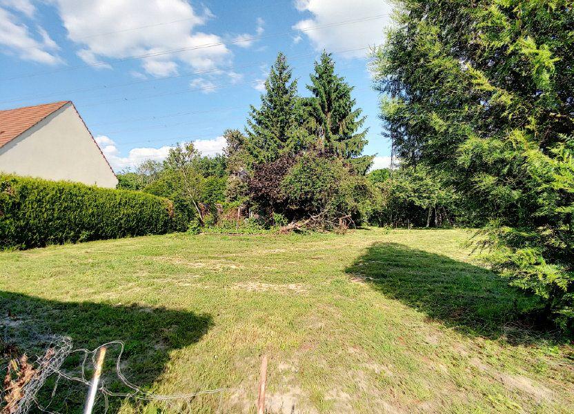 Terrain à vendre 573m2 à Bailleul-sur-Thérain