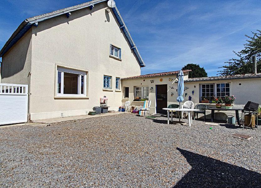Maison à vendre 122m2 à Nivillers