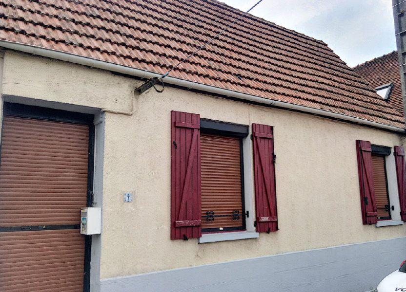 Maison à vendre 80m2 à Bresles