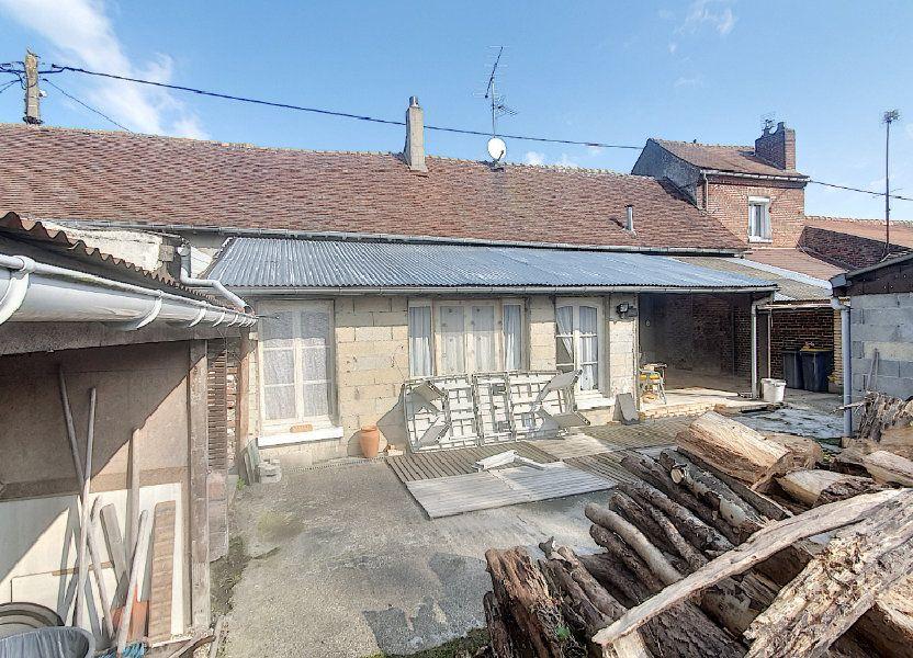 Maison à vendre 68m2 à Bresles