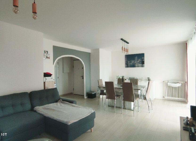 Appartement à vendre 76m2 à Beauvais