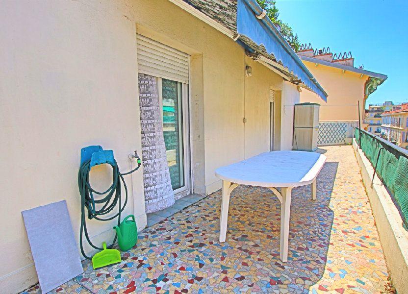 Appartement à vendre 53.6m2 à Nice