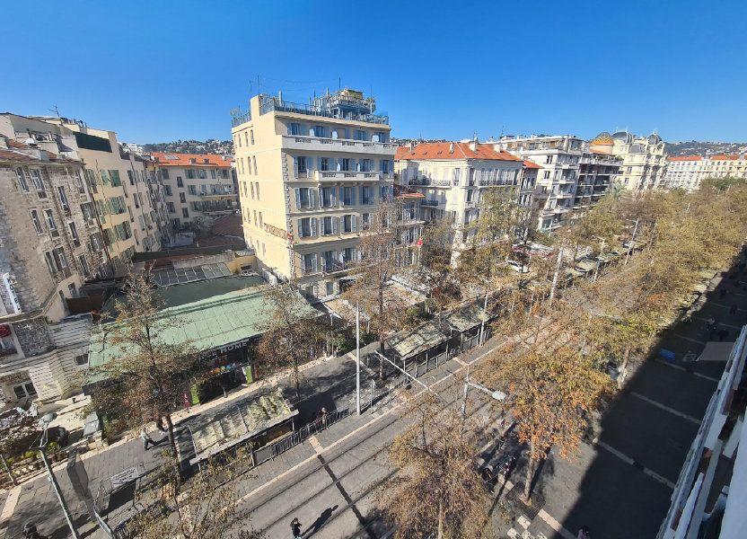 Appartement à vendre 43m2 à Nice
