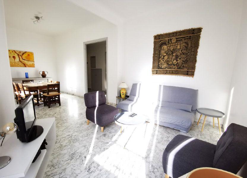 Appartement à louer 83.99m2 à Nice