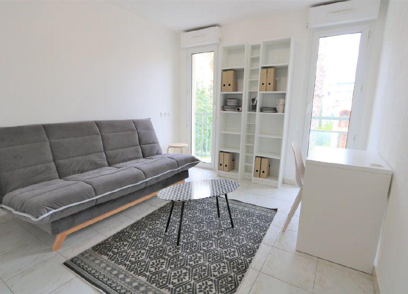 Appartement à louer 17.75m2 à Nice