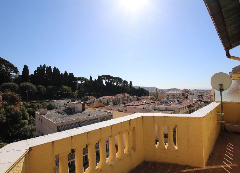 Appartement à vendre 38m2 à Nice