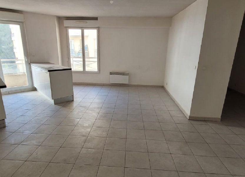 Appartement à vendre 53.8m2 à Nice