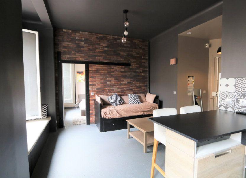 Appartement à louer 41.27m2 à Nice