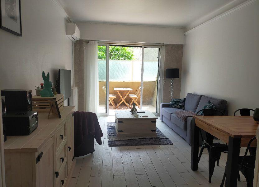 Appartement à louer 44.65m2 à Nice