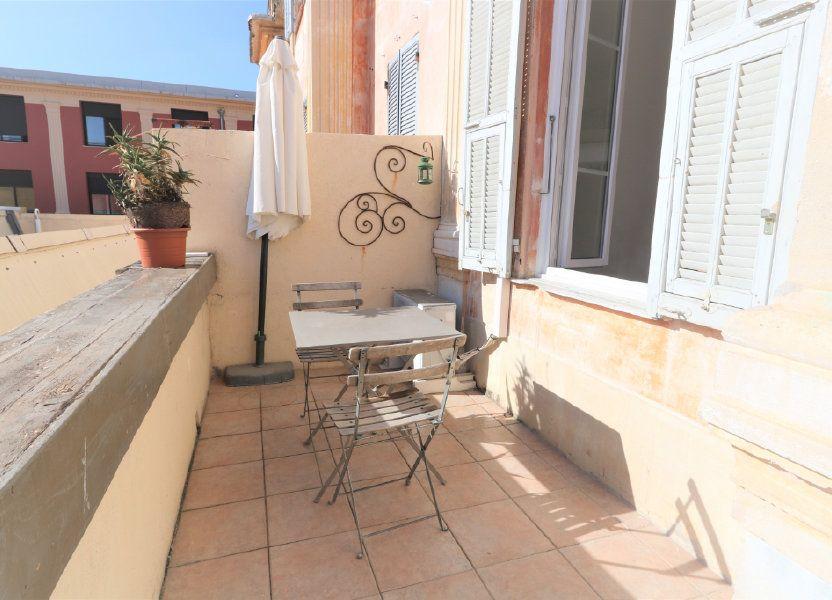 Appartement à louer 26.2m2 à Nice