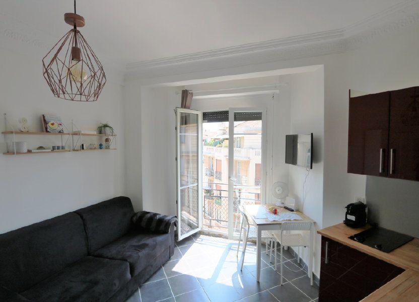 Appartement à louer 14.02m2 à Nice