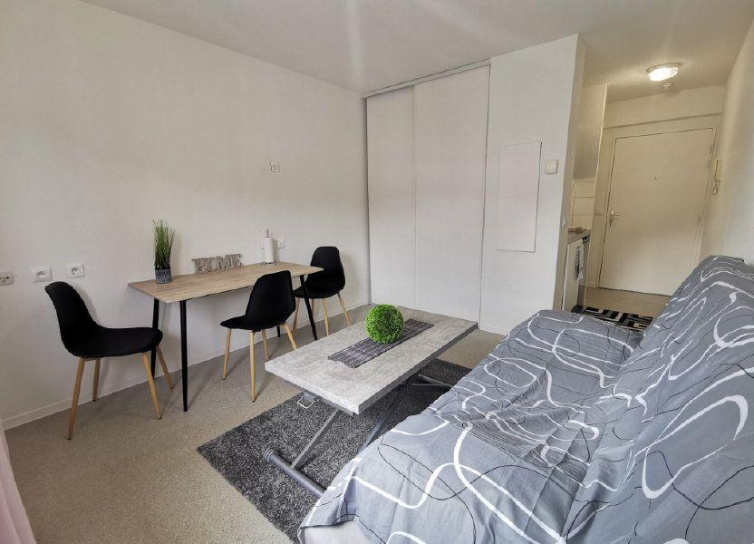 Appartement à louer 18.96m2 à Nice