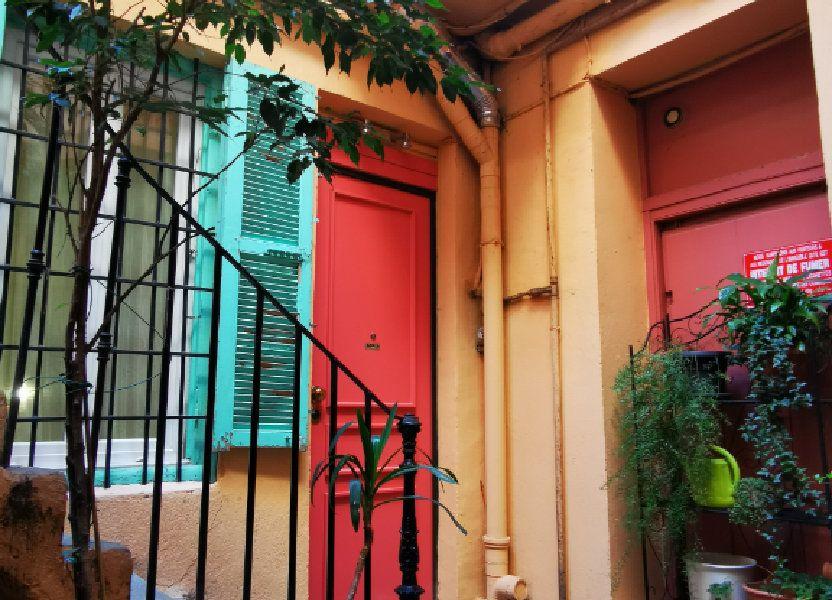 Appartement à louer 27.29m2 à Nice
