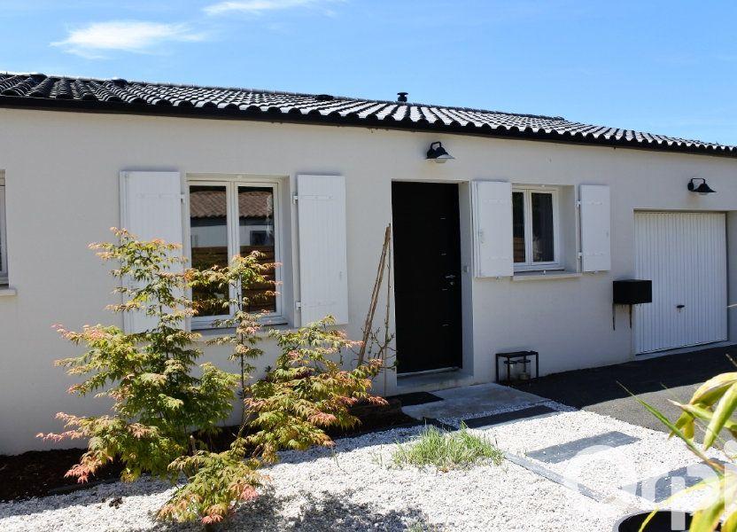 Maison à vendre 97m2 à Étaules
