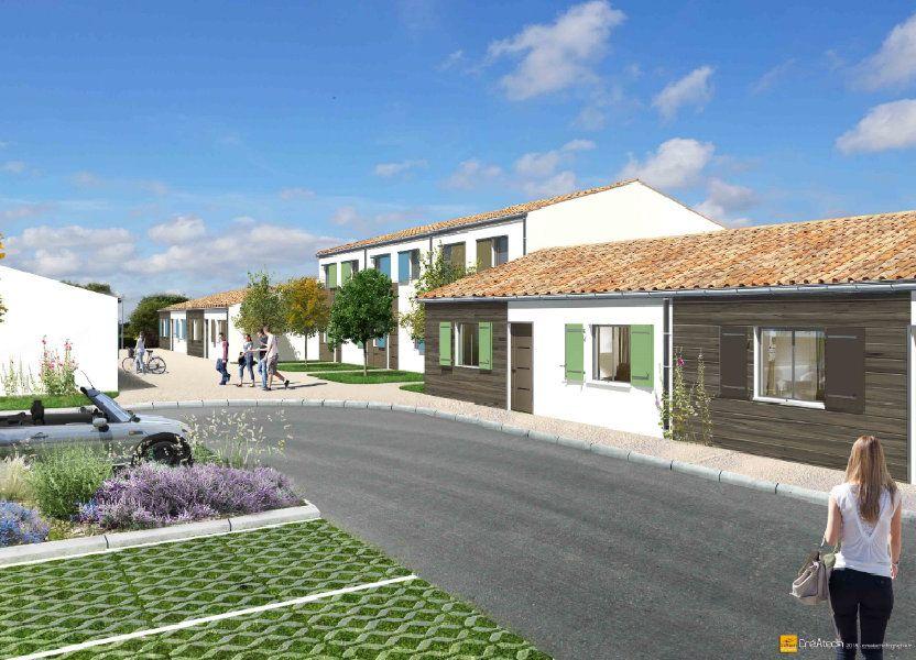 Maison à vendre 84m2 à Saint-Palais-sur-Mer