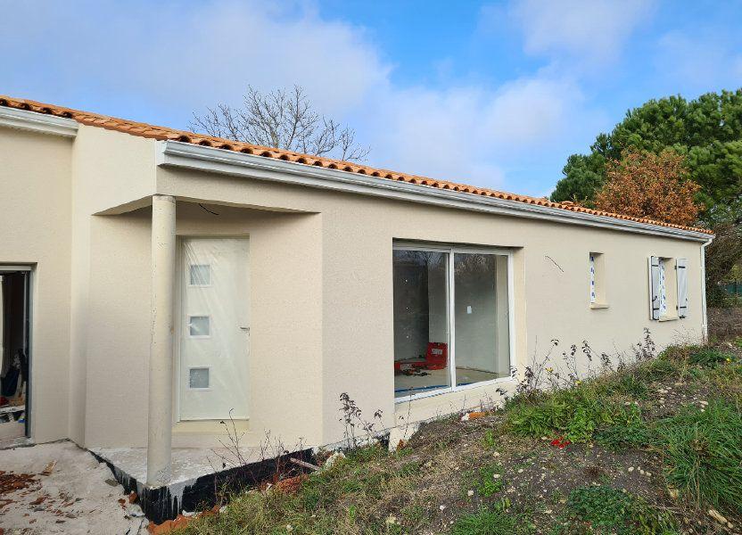 Maison à vendre 100m2 à Les Mathes