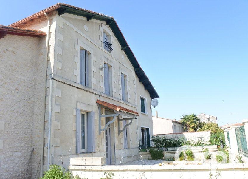 Maison à vendre 245m2 à Saint-Sulpice-de-Royan