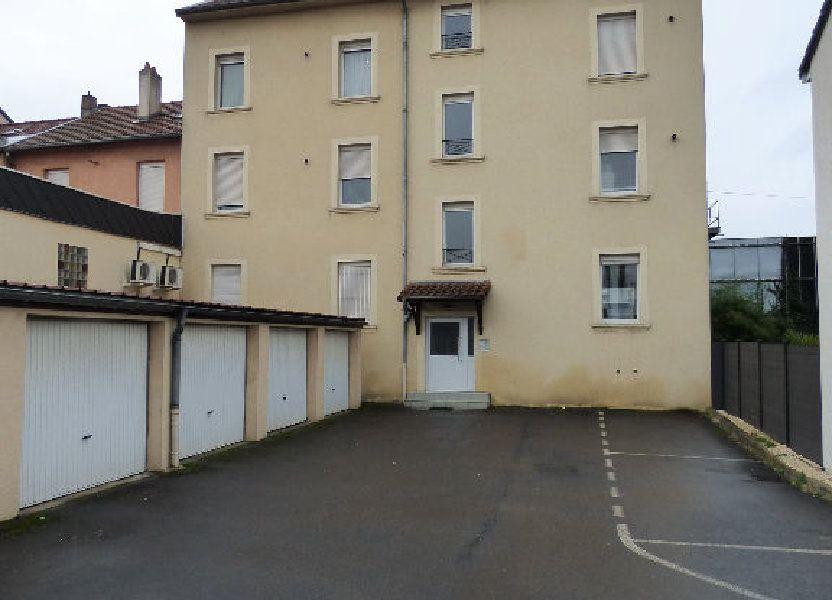 Appartement à louer 45.73m2 à Mondelange