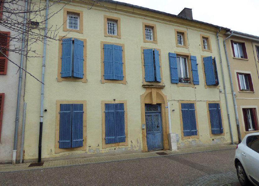 Appartement à louer 78m2 à Marange-Silvange