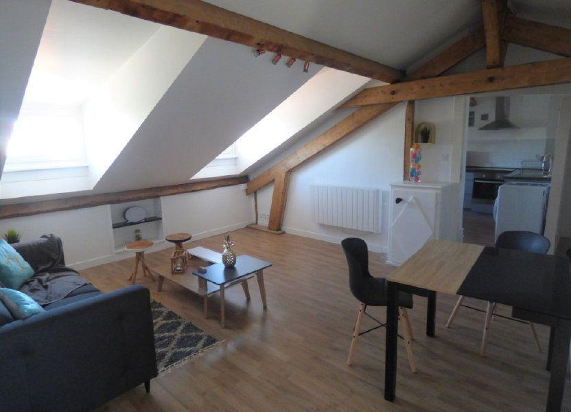 Appartement à louer 56.74m2 à Metz