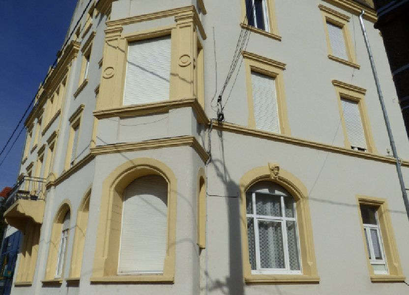 Appartement à louer 73.94m2 à Metz