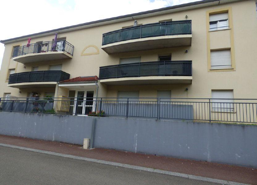 Appartement à louer 52m2 à Hagondange