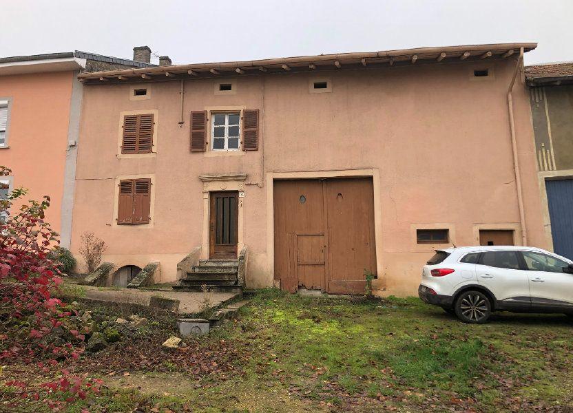 Maison à vendre 100m2 à Grindorff-Bizing