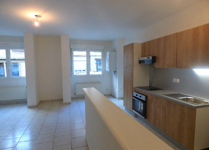 Appartement à louer 79m2 à Amnéville