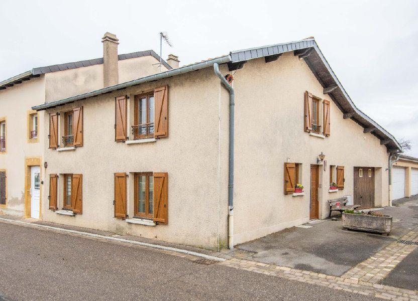 Maison à vendre 93m2 à Argancy