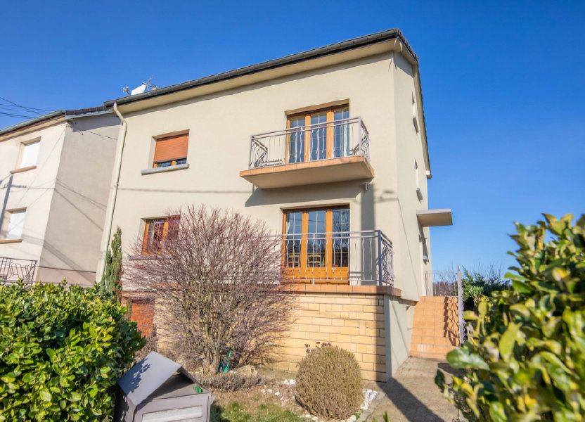 Maison à vendre 150.75m2 à Marange-Silvange