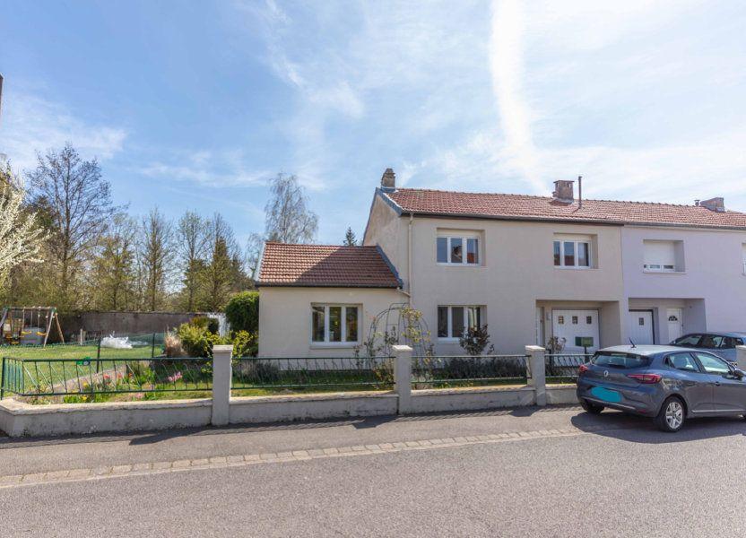 Maison à vendre 110m2 à Ay-sur-Moselle