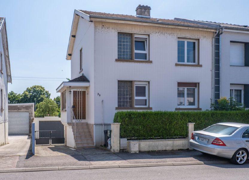 Maison à vendre 85m2 à Talange