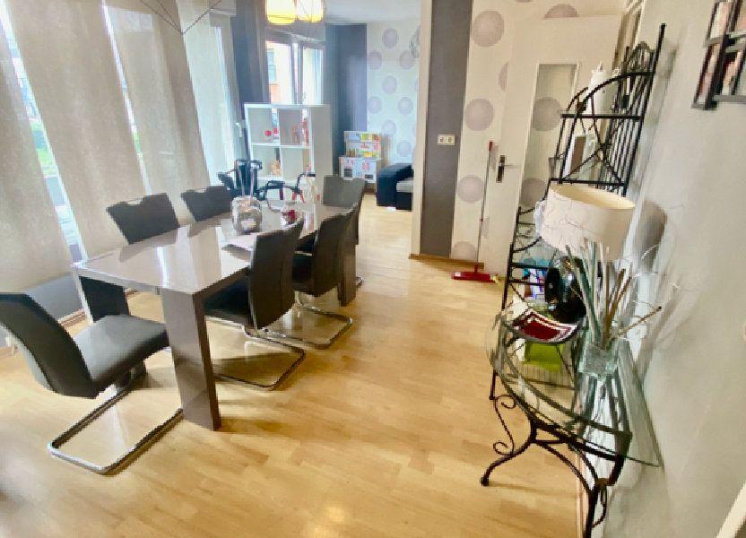 Appartement à vendre 55.37m2 à Mondelange
