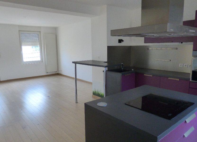 Appartement à louer 77.28m2 à Maizières-lès-Metz