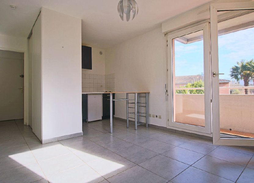 Appartement à louer 22.34m2 à Toulouse