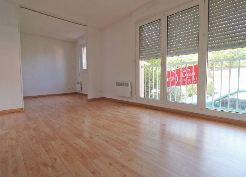 Appartement à louer 24m2 à Toulouse