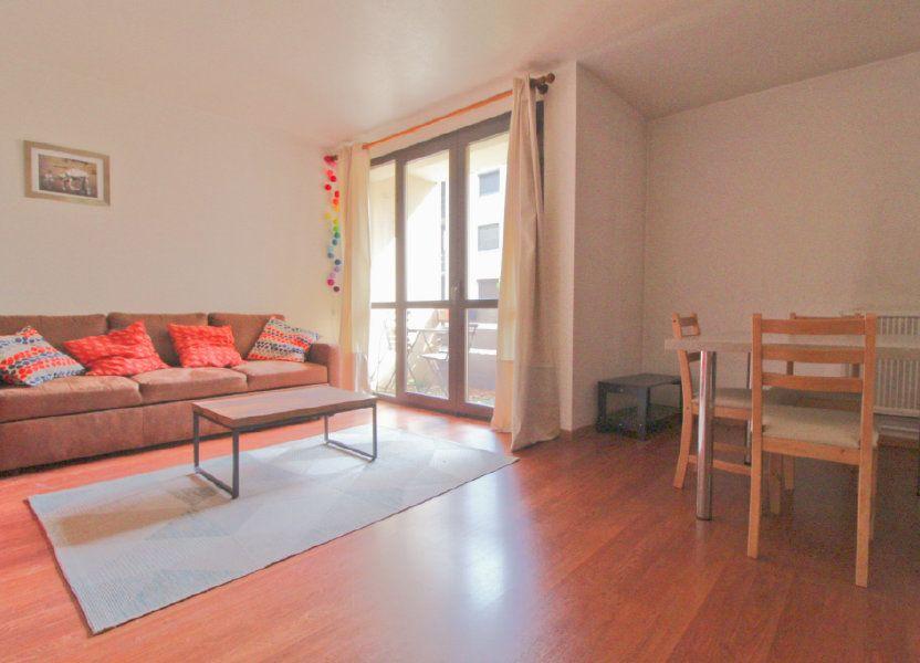Appartement à louer 43m2 à Toulouse