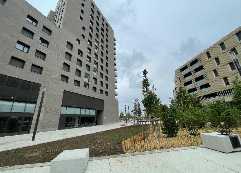 Appartement à louer 106.61m2 à Toulouse