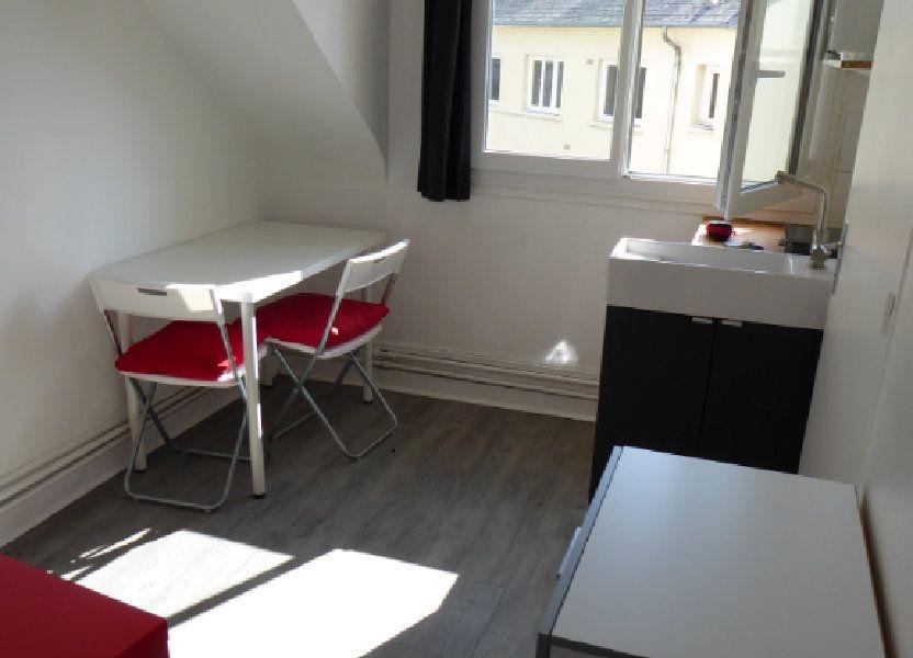 Appartement à louer 10.9m2 à Caen