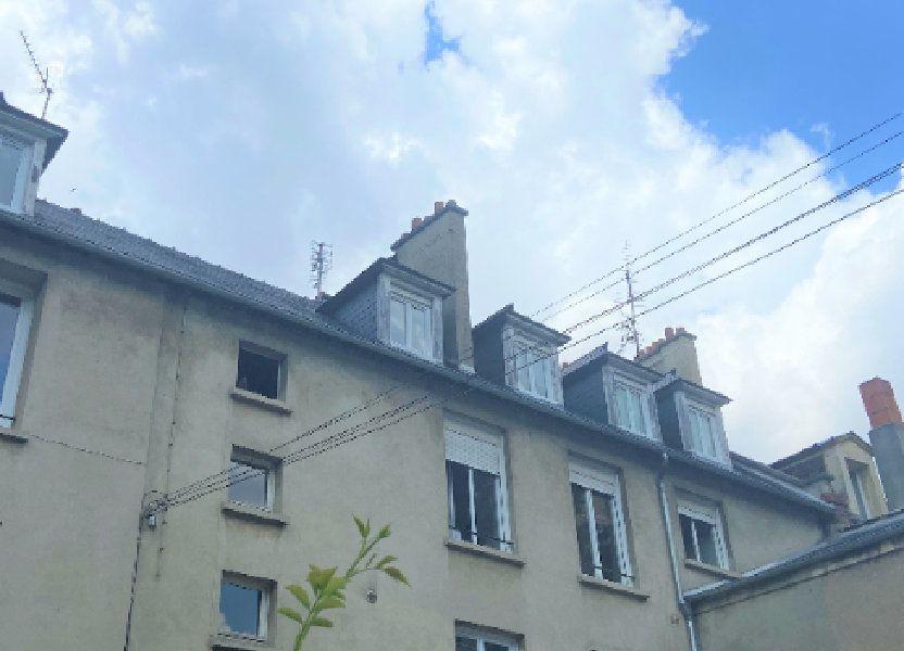 Appartement à louer 39m2 à Caen