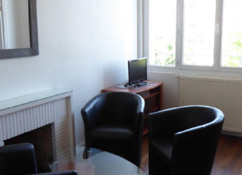 Appartement à louer 54m2 à Caen