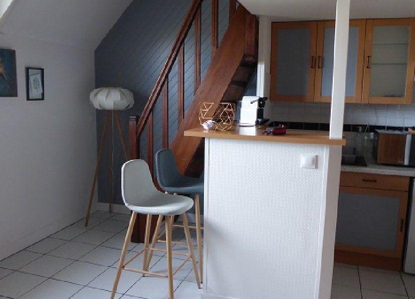 Appartement à louer 27.7m2 à Caen